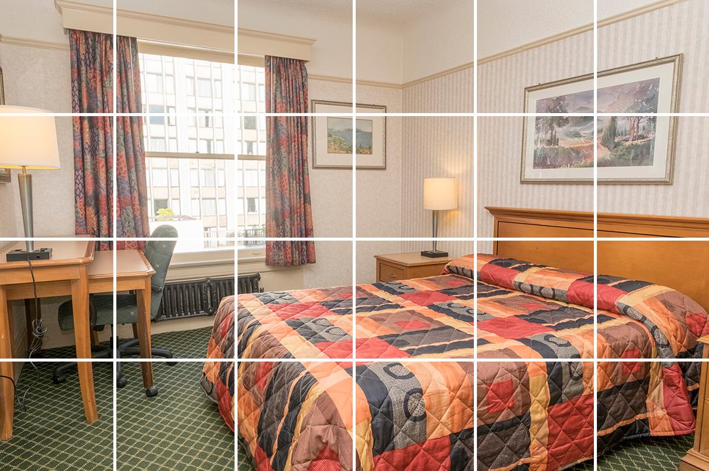 The Union Square Plaza Hotel - Queen Room