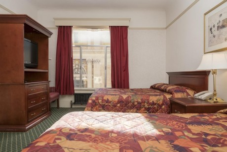 The Union Square Plaza Hotel - Double Room with 2 Double Beds
