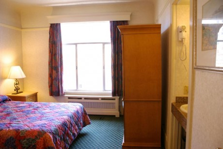 The Union Square Plaza Hotel - Double Room 1 Double Bed - Extended Stay